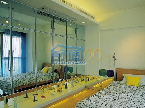 中央空调效果图-卧室中央空调图片