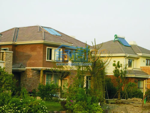 平板太阳能与真空管太阳能对比-平板比真空优势明显