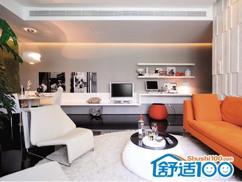 家用中央空调效果图