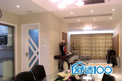 现代家装的艺术-中央空调吊顶设计