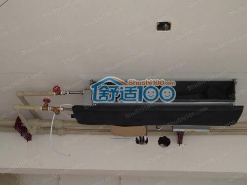 特灵风机盘管吊装,严格按照《中央空调安装规范》进行