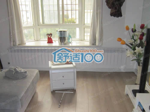 武汉阳光新苑家庭采暖工程案例-暖气片明装也时尚