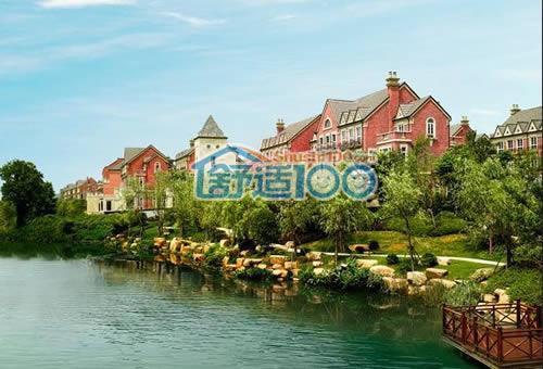 杭州西溪海中央空调安装工程案例-精美绝伦的花园洋房住宅