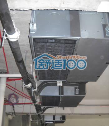 大金中央空调室内机规范安装