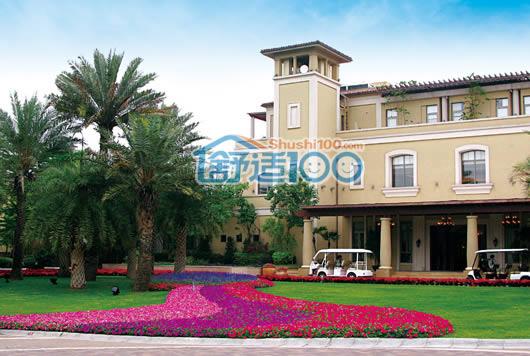 广州万科红郡地源热泵工程实例-空调采暖生活热水三位一体