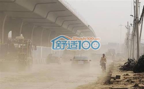 武汉空气质量现状图