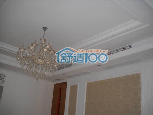 中央空调设计与施工-室内机风口安装