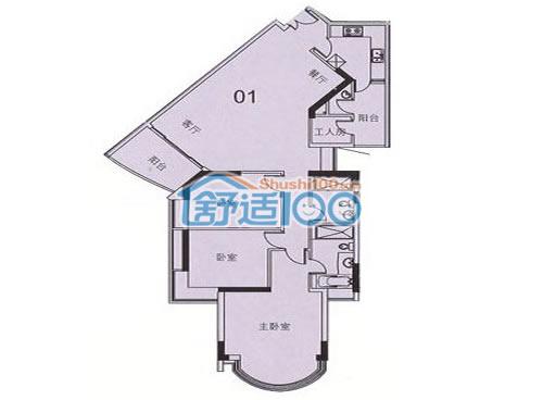 广州塔一楼平面图
