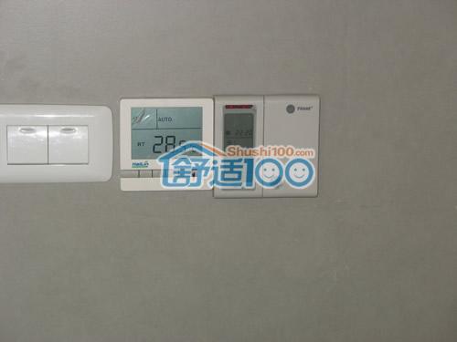 特灵中央空调液晶温控器