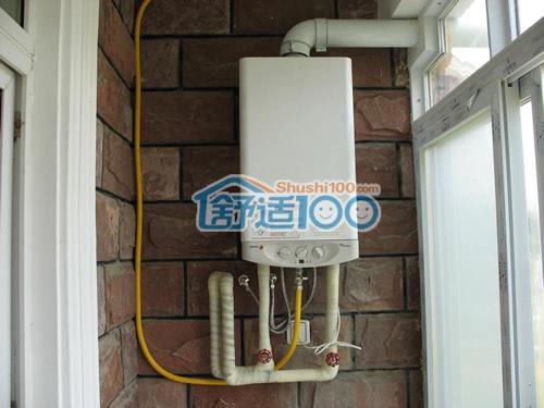 法格燃气壁挂炉 与中央空调联动使用