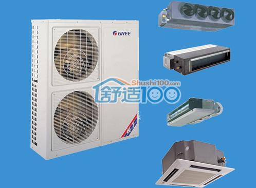 格力中央空调室外机,室内机