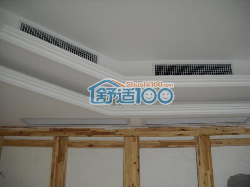 碧海花园别墅地源热泵、太阳能、中央净水工程案例