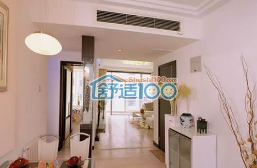 什么是风管机空调-风管机空调安装图片展示