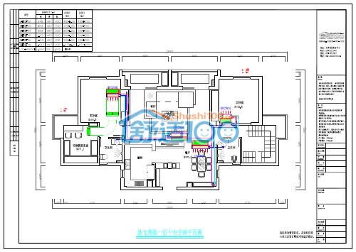波光霞影中央空调签单案例-看金牌设计师如何打造唯美图片