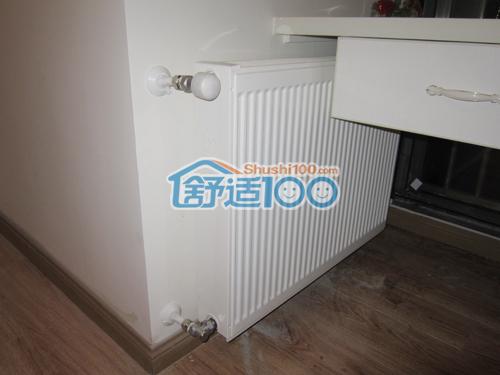 健龙尚谷杰座壁挂炉安装工程-再不用羡慕北方人