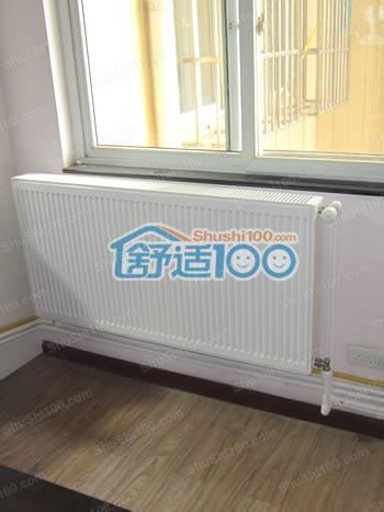 武泰闸汇丰家园暖气片工程案例-95平米老房时尚温暖变身