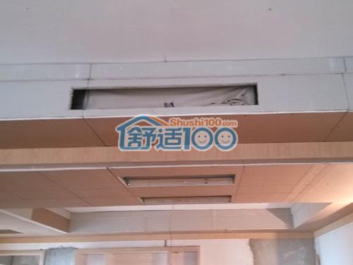中央空调如何吊顶-三星中央空调吊顶安装图解