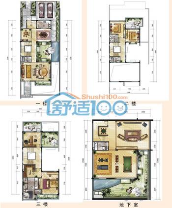 万科青山湖别墅地源热泵安装方案-打造舒适又节能的高品质生活
