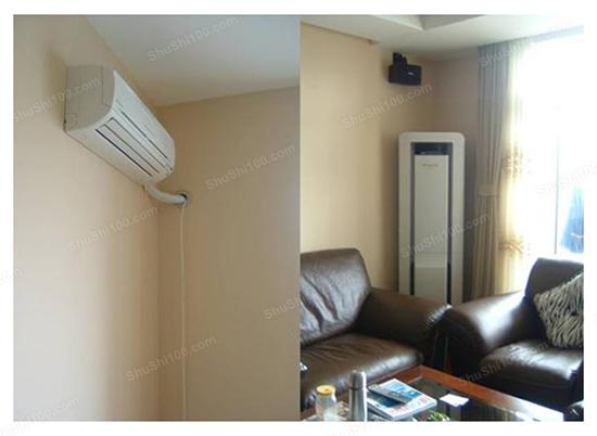 家用中央空调好不好-美观性比较