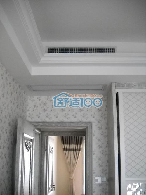 客厅吊顶设计实景图_客厅吊顶装修实景图_客厅餐厅
