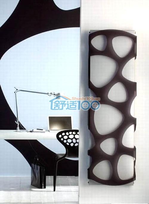 创意暖气片造型设计-视觉和身体的双重享受