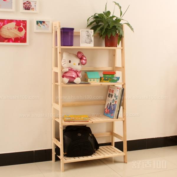 简易书架设计 简易书架的设计安装方式介绍