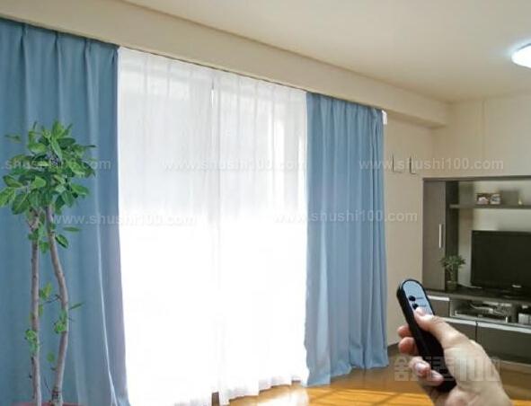 瑞朗电动窗帘—瑞朗电动窗帘的安装方法