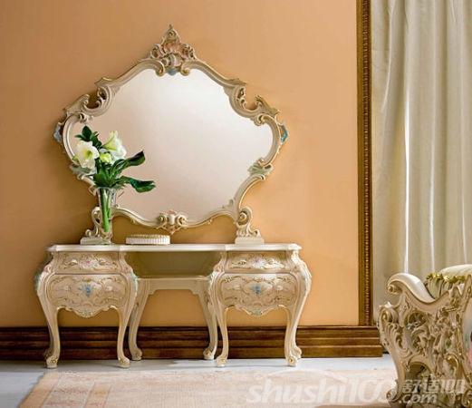 欧式古典式梳妆台—装点你的卧室