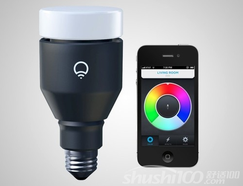 wifi智能灯—wifi智能灯的介绍