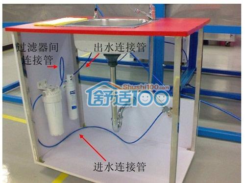 前置过滤器如何安装,前置过滤器安装图展
