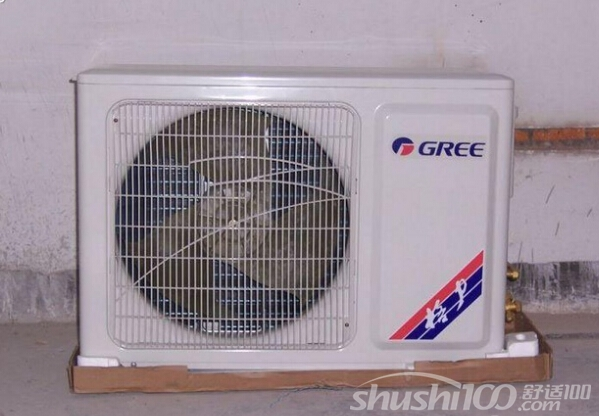 格力空调柜机面板怎么打开