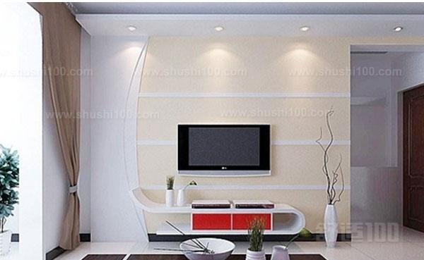 电视墙装修设计图片图片