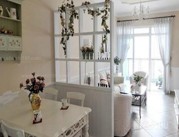 家具花架 如何搭配家具隔断花架