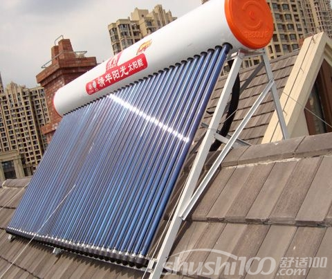 清华阳光太阳能怎么样—清华阳光太阳能热水器结构优点介绍