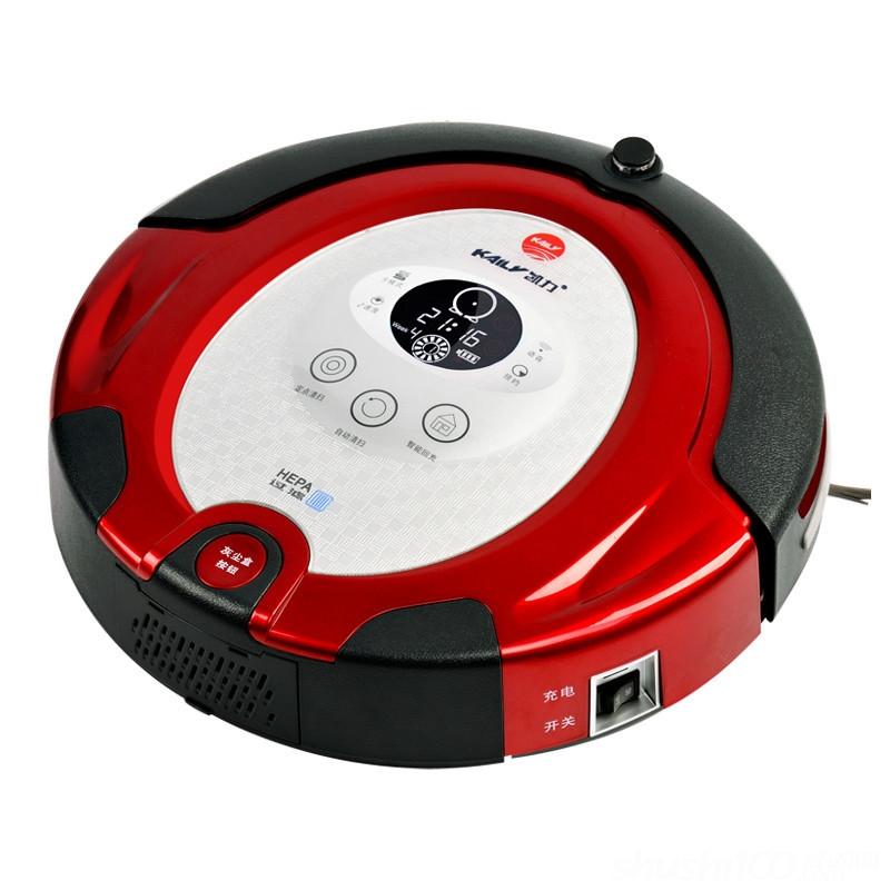 什么是凯力智能扫地机器人吸尘器—凯力智能扫地机器人吸尘器介绍