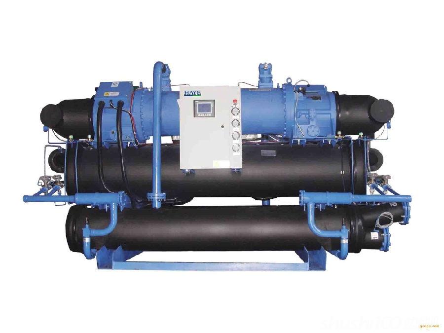 水源热泵供暖—水源热泵供暖优点