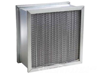 耐高温高效空气过滤器—耐高温高效空气过滤器分析介绍