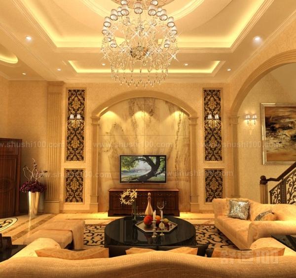 别墅客厅装饰—别墅客厅装饰壁画要如何选择