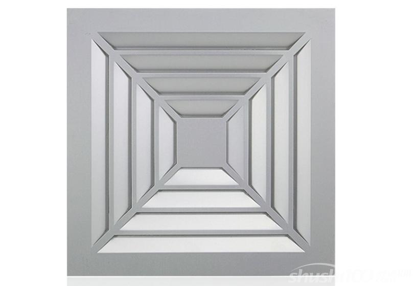 卫生间吊顶排气扇 卫生间吊顶排气扇的常见尺寸及安装注意