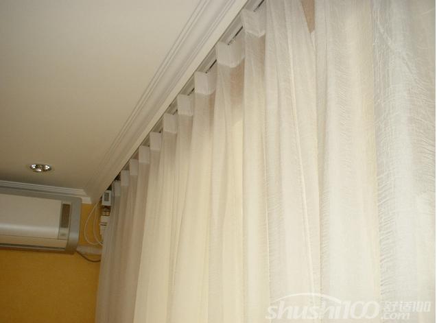 电动窗帘滑轨—电动窗帘滑轨特点和安装过程