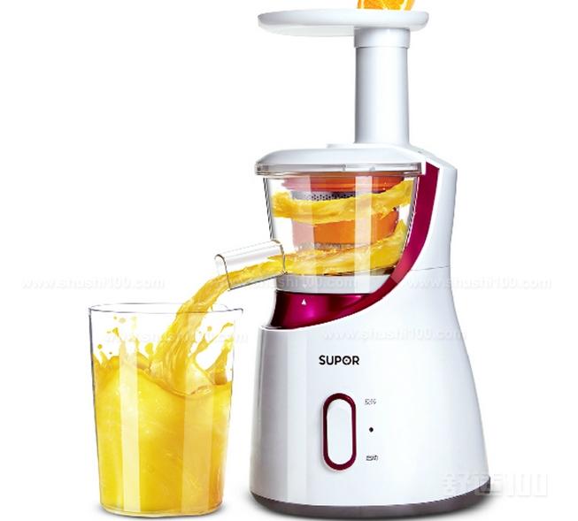 什么牌子榨汁机好—榨汁机的十大品牌介绍