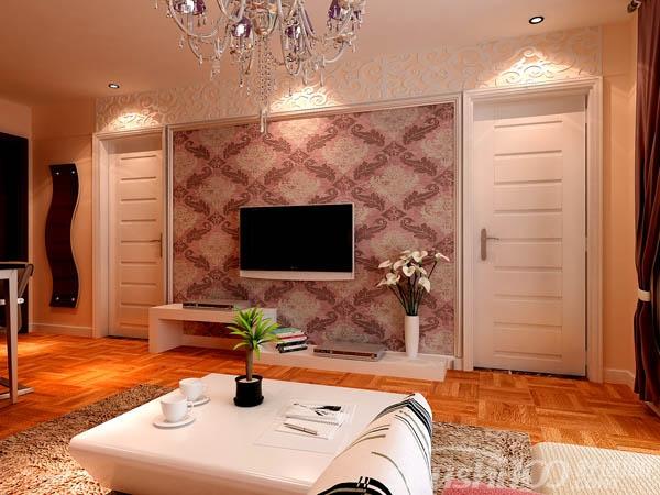家装电视背景墙效果图-电视墙如何装饰 电视墙及装饰风格介绍