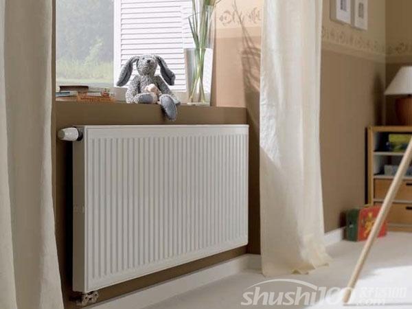 日新暖气片一日新明装暖气片安装要素