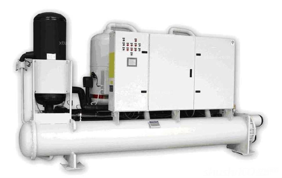 热泵制冷原理—地源热泵制冷制热原理