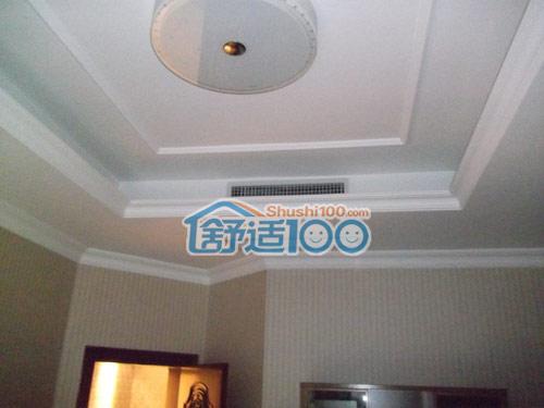 家用中央空调吊顶示意图