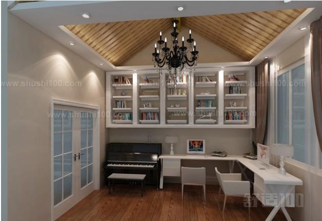 挂墙书架图片大全-挂墙书柜怎么安装 挂墙书柜的好处及安装方法
