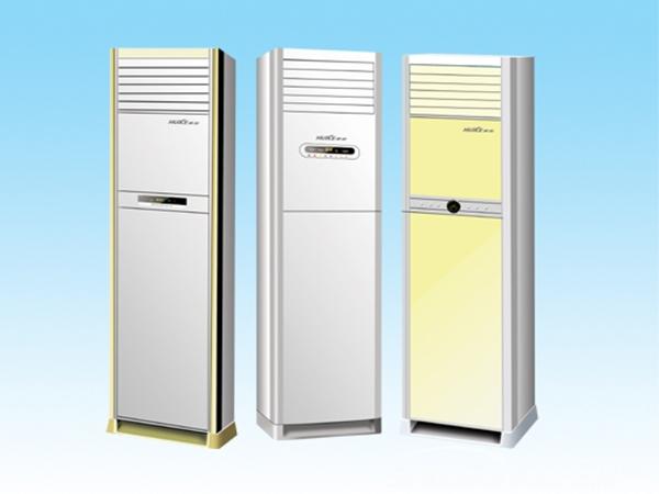室外组安装的理想位置是北墙或东墙,那里受太阳的直射少;如果一定要装在南墙或西墙,最好有遮阳的物体,还要保证室外机的空气正常流通。室外机组周围无障碍物,以保持良好的散热效果。冷凝器的背面和侧面应距障碍物500px以上,正面应距障碍物1000px以上。室外机组安装于坚固的墙面或阳台地板上,以减少振动。机组应尽可能靠近室内机组,减少管道阻力和氟里昂损失。一般外墙上设置的空调室外机摆放处是这样的,标准是两家共用一个平台。如果您家的同一侧要放两台室外机,可以选择让安装人员使用支架固定室外机,不要两个室外机上下叠置。