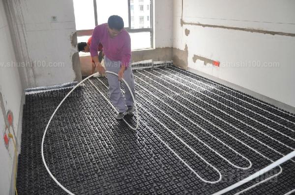 铺地暖注意事项—地暖安装的步骤与注意事项
