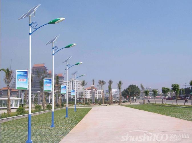 太阳能路灯安装法——太阳能路灯安装方法步骤介绍