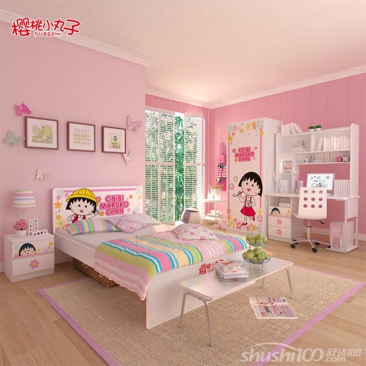 女孩兒童房間—女孩兒童房間如何裝修設計